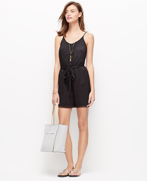 Clip Dot Romper $129.00 with an Extra 40% off
